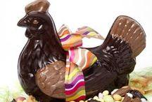 Chocolat de Pâques / Chocolat de pâques / by Chocolat D'lys Couleurs