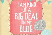 Blogroll / Blogs I frequently visit for great content. / by Kokabella | Terry-Anne Kelly