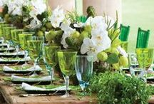 Table Scapes & Entertaining
