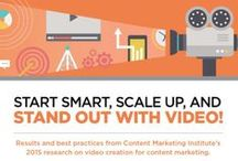 Content Marketing / A collection of content and video marketing tips, infographics, stats, and research from GoAnimate and around the web