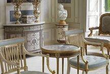 Beautiful Sitting Rooms