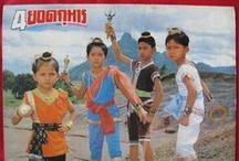 Kwanfar thailand sentai / by Natus Pdrg