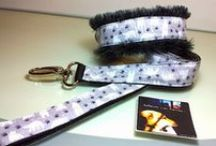 COLLARES ANTIESCAPE DE INVIERNO / Collares antiescape con pelo interior.  Dogcollars lined with fur inside