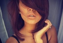 Beauty-Makeup-Hair / by Abby McGonagill™