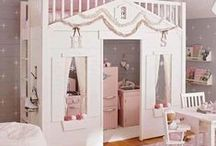 Kids Spaces / Design, DIY and decor ideas for children's spaces. / by Kokabella | Terry-Anne Kelly