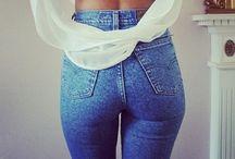 Jeans / by Abby McGonagill™