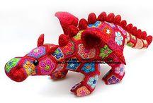 Crochet & Crochet Accessories / by Heather Plants