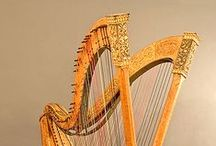 Harps / by Stevie the floating artist