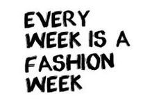 Fashion Quotes / by Abby McGonagill™