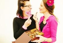 Fête ta mère en chocolat ! / mères et filles, amour du chocolat, Fête des mères