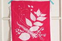 fabric painting textiles