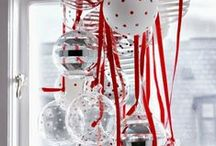 Holiday decor / by Clarine Baker Ellis