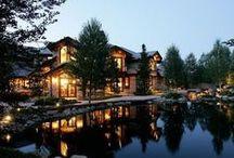 design inspiration::home exterior  / by Rachel Pierce