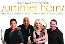 Dave Koz Music / Music by Dave Koz http://davekoz.com/koz-music/ / by Dave Koz