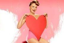 Be my valentine. / Valentine's Day Inspirations.