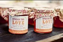 Jam Jar Labels / Making Jar Labels for Homemade Jam
