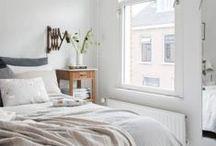 Bedroom inspiration / Bedroom inspiration