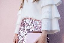 Holiday Dressing / sparkles all night long