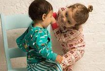 Sleepwear / In these your little ones will look the cat's pyjamas!