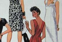 Vintage sewing patterns / by Stevie the floating artist