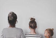 Mama & Mini / Mama und Mini, das sind Looks die an Mamas und Kindern toll aussehen. Und zusammen sind sie unschlagbar.