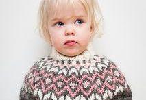 Strick / Wir lieben Strick. Ob Norwegerpulli oder Kuscheldecke, am liebsten selber ran an die Nadeln.
