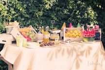Party Ideas and Decor / DIY for parties, handmade decorations...