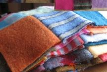 Repurpose. Reuse. Recycle...Fabrics / by Joleena West