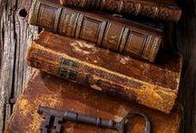 Literary Escapes / by Abbey Joyce