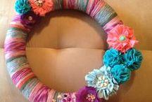 Craft Ideas / by Kaitlyn Harman