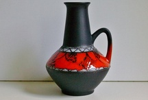 West German Pottery / by Mary Tipping