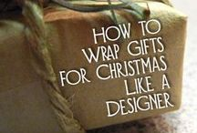 Wrapping Ideas for Gifts / Ideas for wrapping gifts