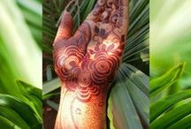 My Henna  Designs / Out of my silly lill head............