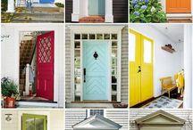 Exterior House/Paint Ideas
