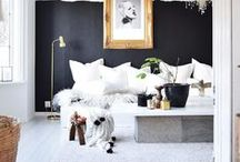 Home Decor Ideas / Get your daily fix of interior inspiration and home decor ideas with this mood board.