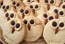 fun . bites / Cookies and tasty treats that are fun to eat! / by Sandra Hachey
