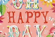 Oh Happy Day! / A board about all things to make you smile & have a better day!  / by Paige Y.