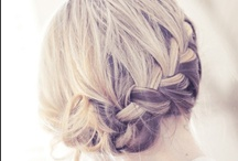 Hair / Various hairstyles that I can actually do on my #hair / by Alexis Nguyen