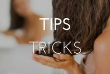 HAIRCARE TIPS N' TRICKS / Learn the best ways to maintain healthy hair!