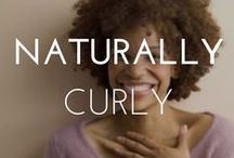 NATURALISTAS / Real women embracing their naturally curly hair. #CurlyGirlsRock