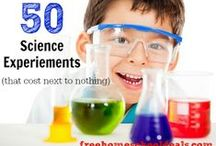 Science for Kids / This board is filled with amazing science experiments and activities for kids. So many fun ideas here, Kids science ideas for school or home. Kitchen science experiments. Everyday science activities, Amazing, Science activities and experiments for toddlers, preschoolers, and early elementary, elementary, and middle school science projects