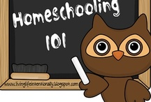 Homeschooling / by Natural Beach Living