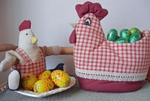 Chickens / by Esther Almeida Tecart