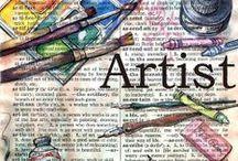 Creative Journaling Inspiration / by Abbey Joyce