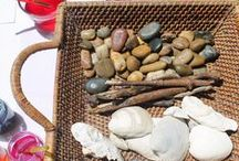 Nature Tables and Ideas / by Natural Beach Living