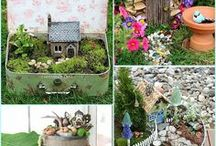 Garden ideas / Garden ideas and outdoors DIY projects,  Step by step tutorials, how to's for beginners, grow a garden for food, instructions for backyard gardening and urban vertical gardening in small spaces. Tools and tips for growing gardens for self-sufficiency. Creative gardening DIY ideas on a budget for vegetable gardens, easy homestead gardens, raised bed gardening, and recycled container herb gardens. Gardening with kids, Learning about gardens