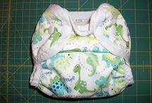 Cloth diapering (& related)