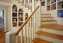 Staircases & Stairway Ideas