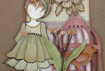 Julie Nutting Stamps / A place to add those wonderful projects