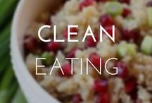 CLEAN EATING / Living a healthy life starts from the inside! Check out these healthy recipes. #CleanEating